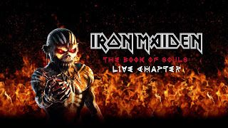 yearz of metal: ... Ακόμα ένα Iron Maiden live