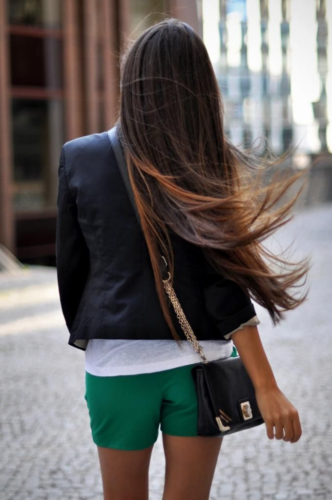 77 Best Ombre Images On Pinterest Hair Colors Colourful