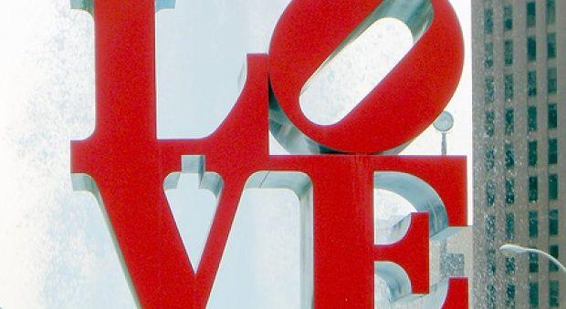 O έρωτας είναι δημιουργία.