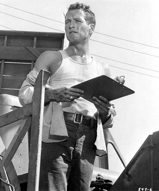 Paul Newman– The Young Philadelphians 1959