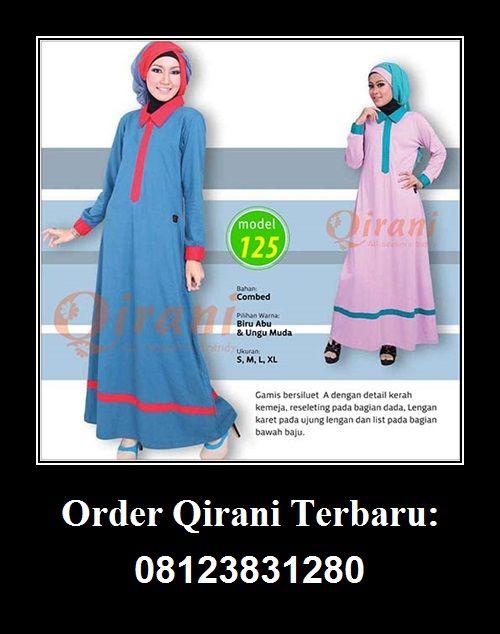 Qirani model 125 Hubungi : Whatsapp : +62 812-3831-280  SMS : +62 812-3831-280  BBM : 5F03DE1
