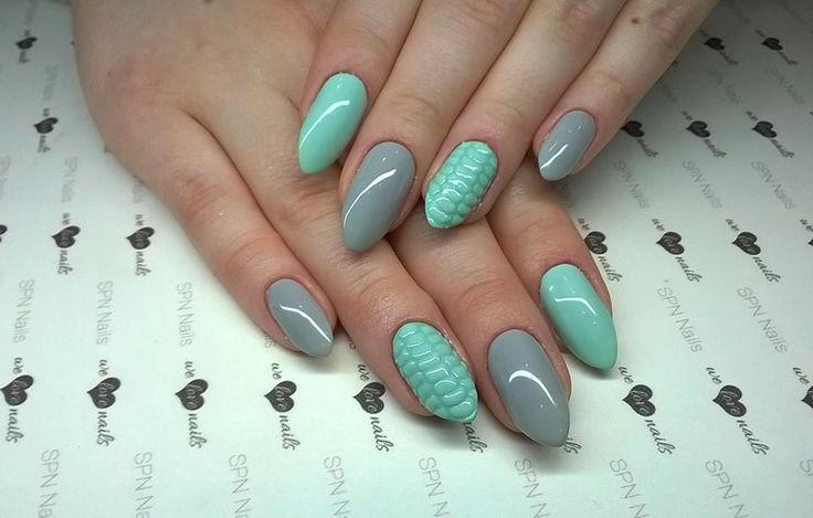 SPN Nails Cold Grey, Farbki UV