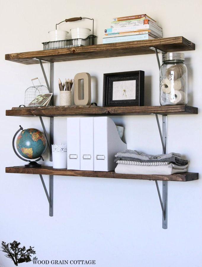 DIY-Industrial-Farmhouse-Shelf.jpg (682×902)