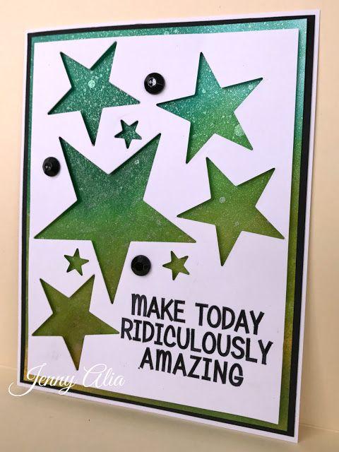 Cheery Lynn Designs Blog: Make Today Amazing by Jenny Alia