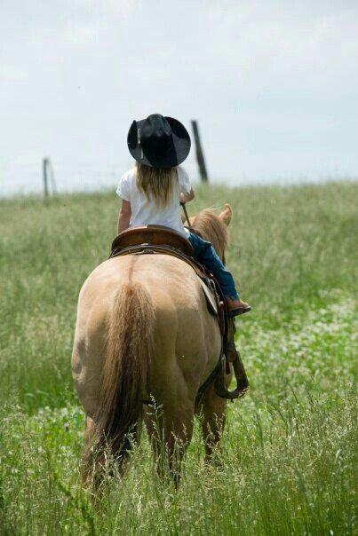 Cowgirl, awwwww