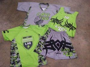 youth lacrosse uniforms