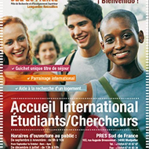 Montpellier : un guichet unique pour le titre de séjour des étudiants et chercheurs internationaux
