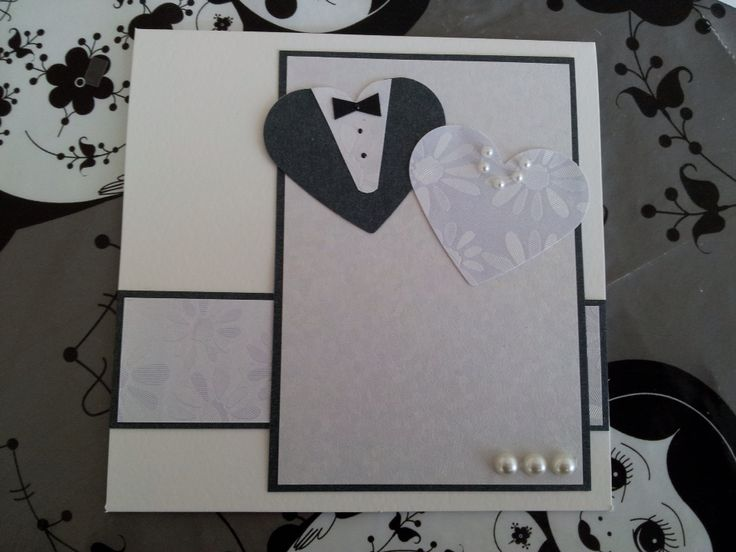 Bryllups invitation