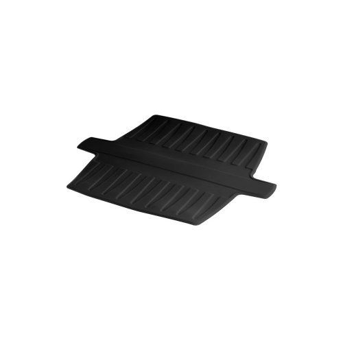 Rubbermaid black basic antimicrobial twin sink divider - Rubbermaid kitchen sink divider mats ...