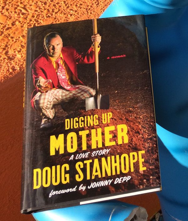by Doug Stanhope (Author), Johnny Depp (Foreword)  Here it is, Doug's book. It's good. Buy it here and Doug will even sign it.  This book is only available in hardcover. *Doug is on tour with some  Horrible People right now and we've run out of signed copies of his book at  the store. Signed b