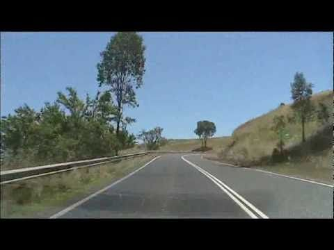 This very short video takes you to the outskirts of the Murrumbidgee town of Gundagai, where the dog sits on the tucker-box. Dec 2010. Slim Dusty sound track.