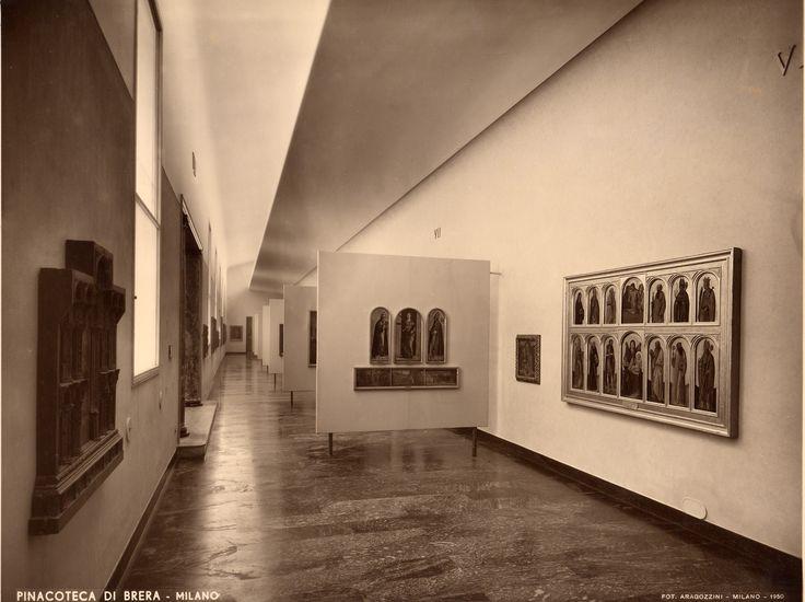 Le prime sale della #pinacotecabrera. #arte