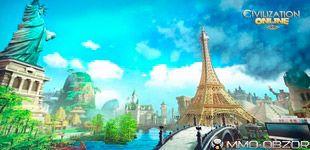 Civilization Online: Второй этап ЗБТ уже в тестировании и скоро ожидается выход официальной версии!