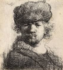 Rembrandt drawings 1606-1669