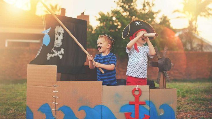 Idées de jeux à l'extérieur pour l'anniversaire de votre enfant | Jeux de société enfant ...
