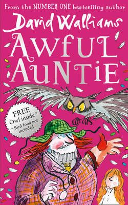 Awful Auntie by David Walliams