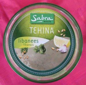 Sabra Tehina, vegan