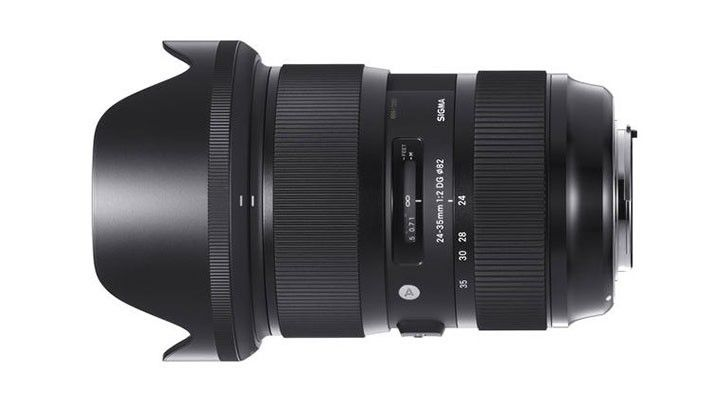 Did Sigma Beat Canon to an f/2 Zoom?