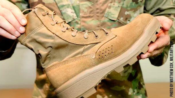 Представлены новые полевые ботинки для военнослужащих армии США - Army Jungle Combat Boot