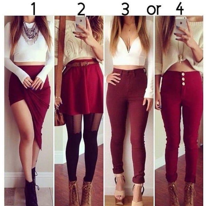 """Desire Wear (Clothing Shop) on Instagram: """"Which style? ? Shop the look online! ?️ Link in bio Tag your bestie! ?♀️""""   Chic ..."""