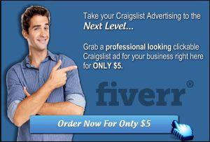 design a professional looking Craigslist ad