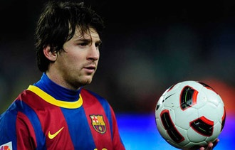 """Soccer player Lionel Messi on character. --    """"I am more worried about being a good person than being the best football player in the world. When all this is over, what are you left with?"""""""