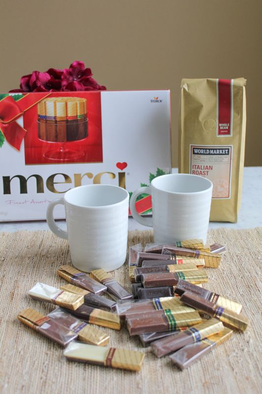 Holiday Entertaining With Merci Chocolates + A Giveaway