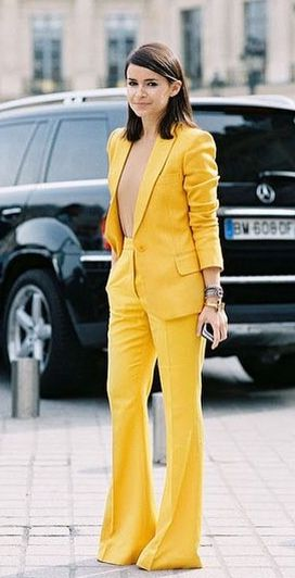 68 Best Images About Power Suits On Pinterest | Printed Pants Womenu0026#39;s Pants And Tuxedos