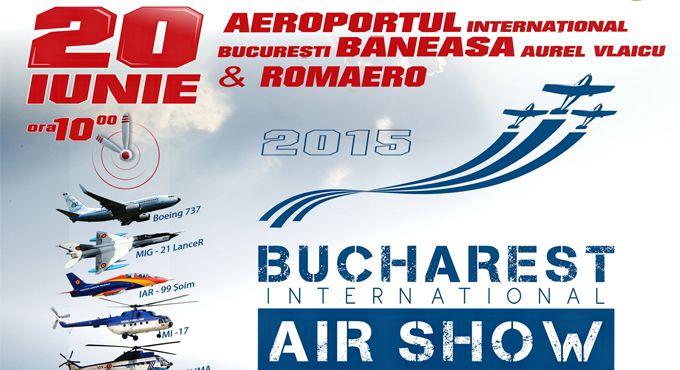 Bucharest International Air Show & General Aviation Exhibition 2015 – #bias2015