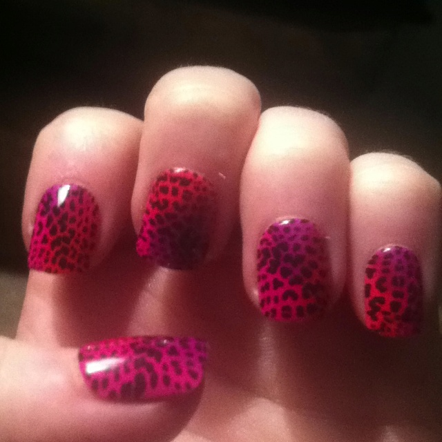 Stick on nails! Love these! | Nails | Pinterest