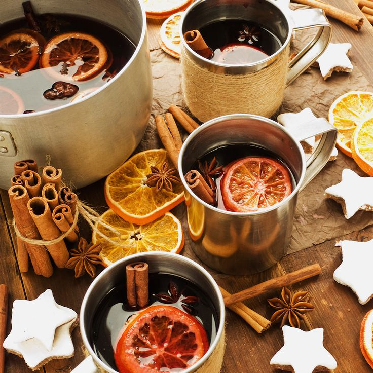 Share with us some of your favorite #mulledwine spices!