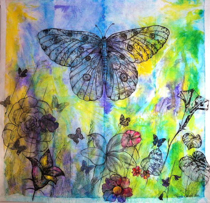La Primavera delle farfalle by Daniela Carletti