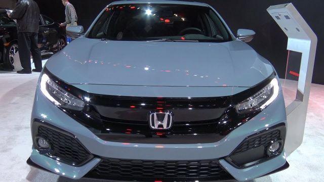 2020 Honda Civic Sport Touring Looks Modern And Sporty Honda Civic Sport Honda Sports Car Honda Civic Hatchback