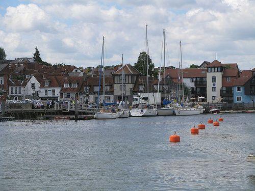 Lymington Town Quay