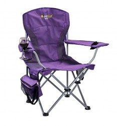 Modena Armchair A great ladies chair with integrated wine holder and detachable insulated cooler. Now upgraded to include a smart phone holder.