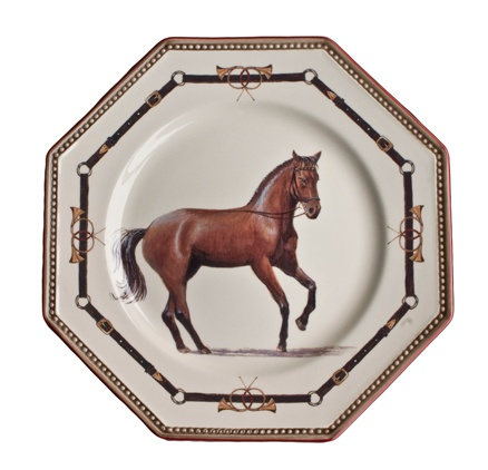 Horse dinner plate Chantilly equine collection by Niderviller  sc 1 st  Pinterest & 35 best collectible plates images on Pinterest | Dinner plates Dish ...