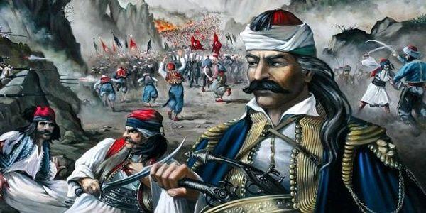 1821: Αντάρτης κλέφτης παλικάρι πάντα είν ο ίδιος ο λαός
