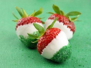 Cinco de Mayo Strawberries | CANDIQUIK