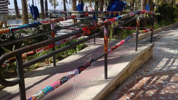 Lungomare Alicante . Spain
