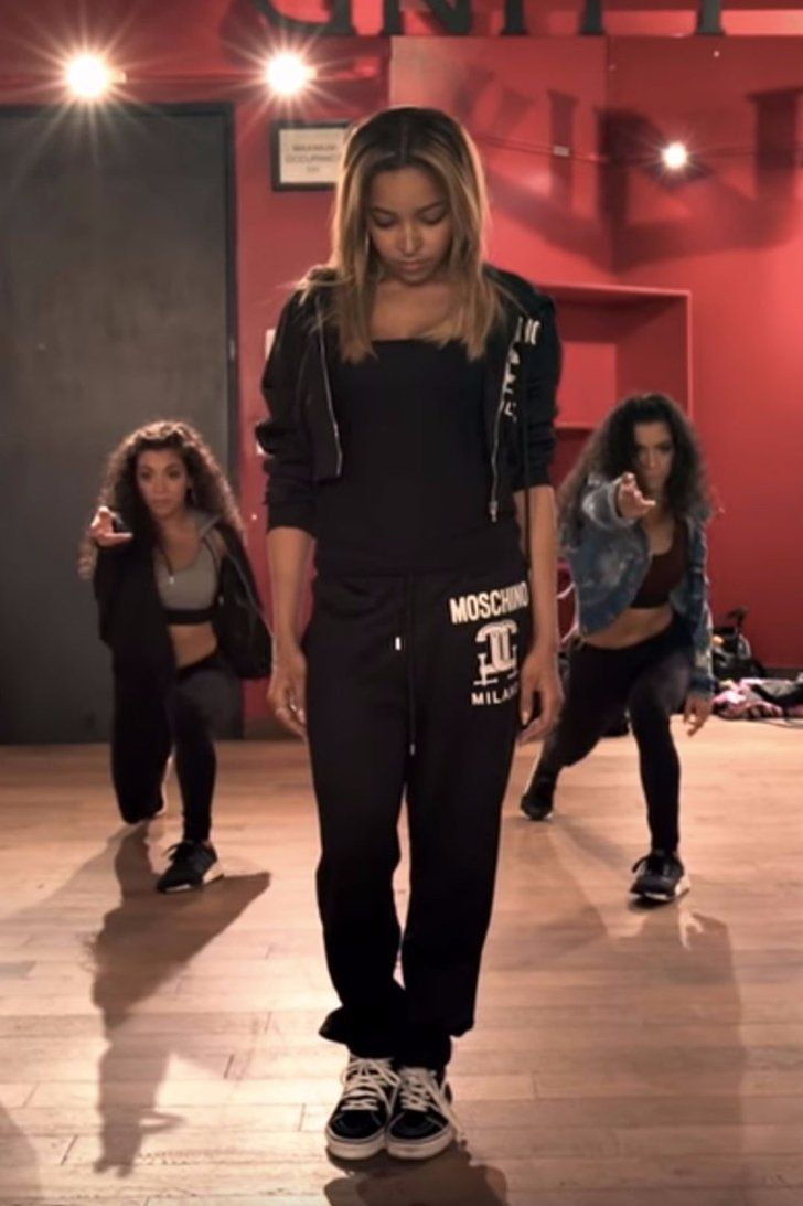 """You'll Wear Out the Repeat Button on This Dance Video to Tinashe's """"Flame"""""""