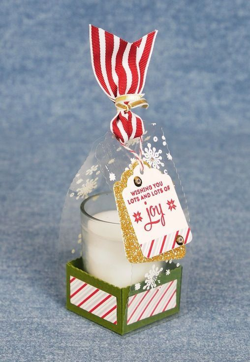 Stampin Up Christmas favors - Google Search