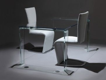 Crystal Dining Table | Creative Furniture