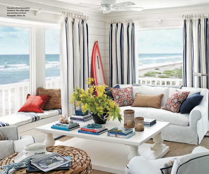 Shorely Chic: GREG NORMAN'S EASY BREEZY HOBE SOUND GUEST HOUSE