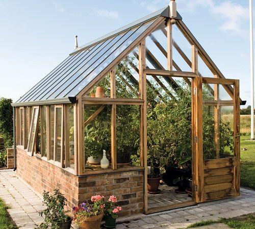 hemmagjort växthus - Sök på Google