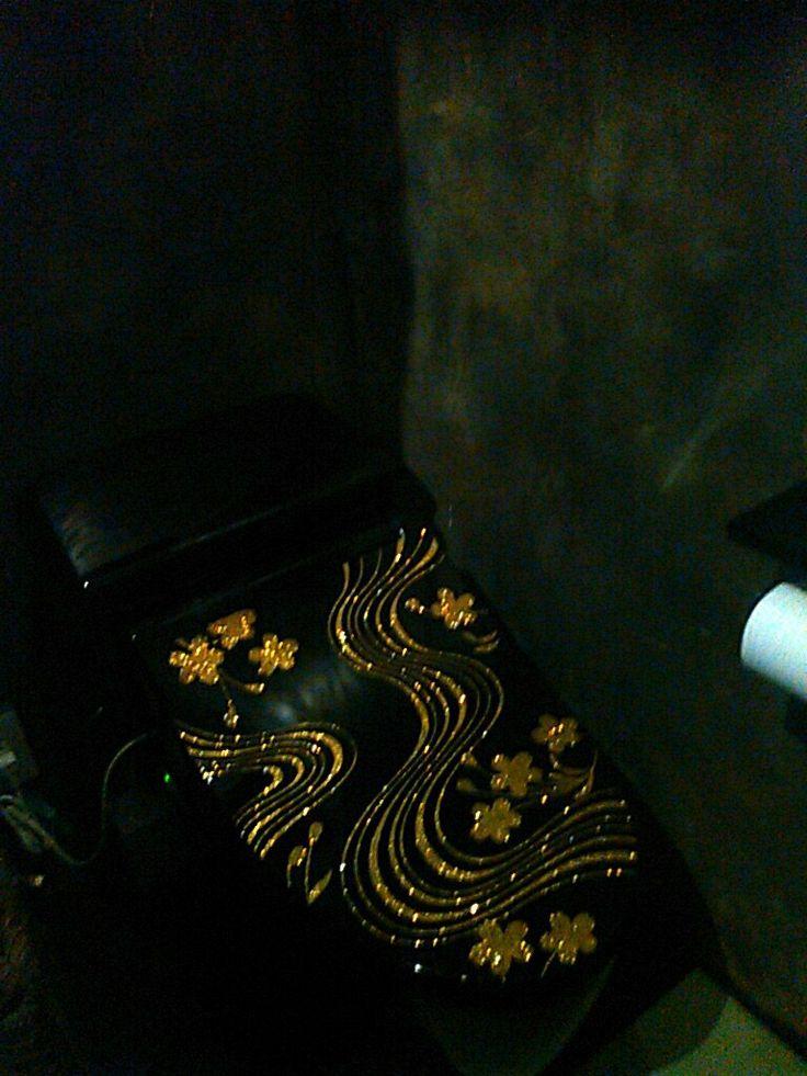 NINJA SHINJYUKU 様(テーマ飲食店、新宿区)納入 漆黒の行
