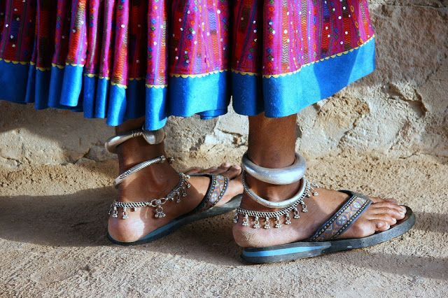 Local fashion: Tribal jewelry of Rajasthan