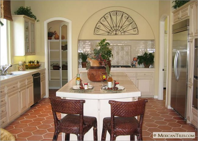 28 best traditional saltillo tile for the home images on pinterest