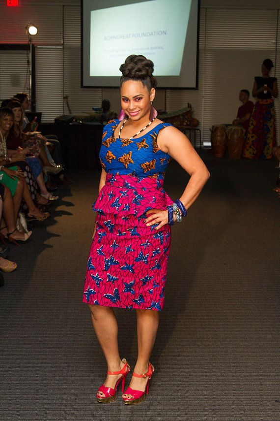 168 Best Images About African Fabrics On Pinterest