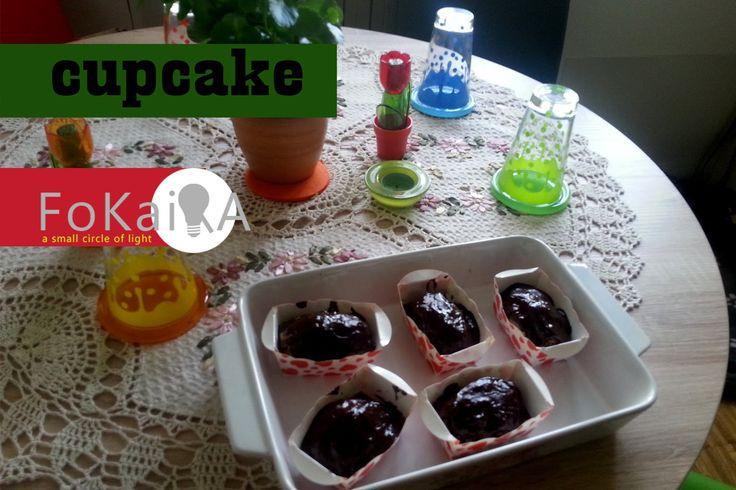 الفكيرة الثامنة | طريقة عمل كب كيك سهل صحى صيامى - Vegan cupcake healthy...