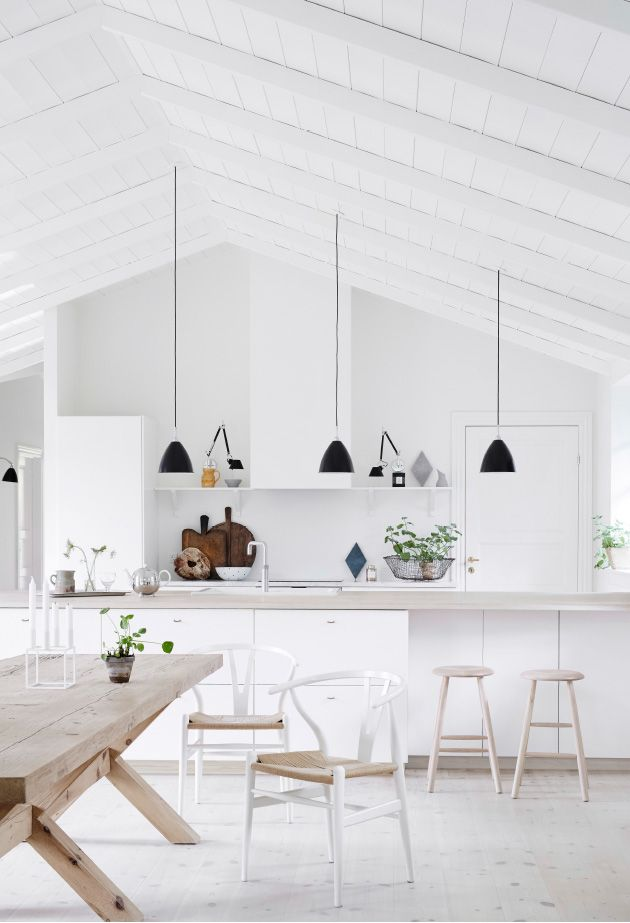 New nordic kitchen for danish magazine BoligLiv 2016 / Stylist Pernille Grønkjær Taatø